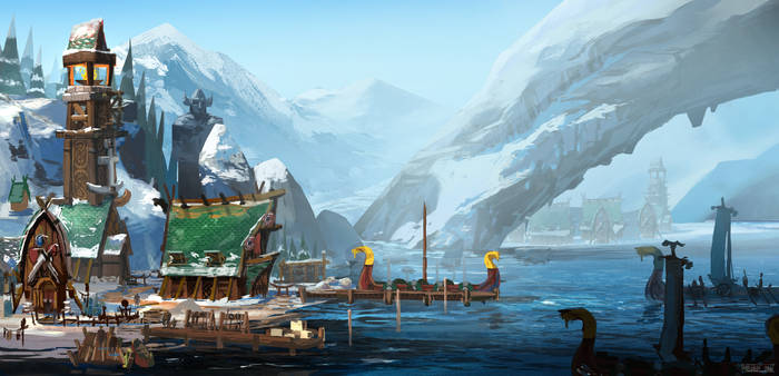 Viking Harbour1
