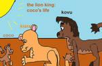 coco's life: comic by spyrokim123456