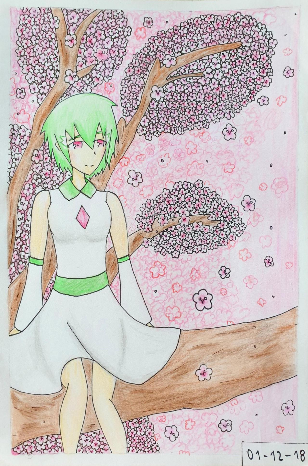 Do cherry blossoms taste like cherries???