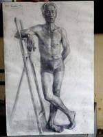 Human drawing 4 by kangaroooo