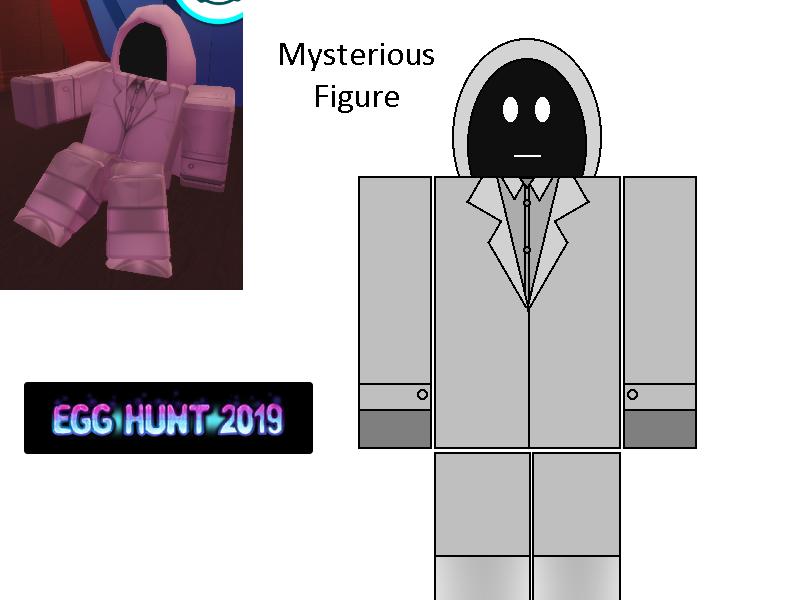 Mysterious Figure Egg Hunt 2019 By Creeperblookalt On Deviantart