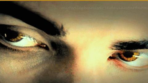 Edward Cullen GIF ~ His Golden Eyes by MyTwilightUniverse