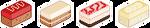 Cakes~ by Sunniesaurus