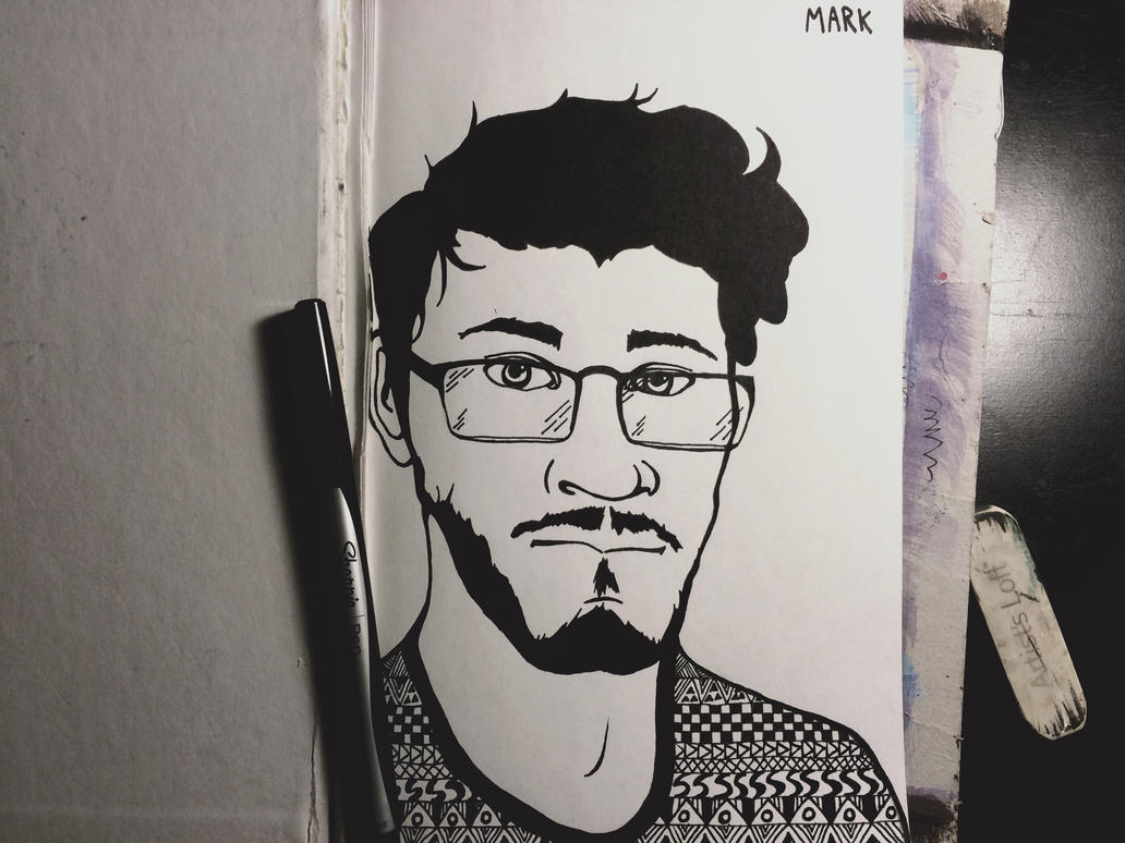 Markiplier by Sunniesaurus
