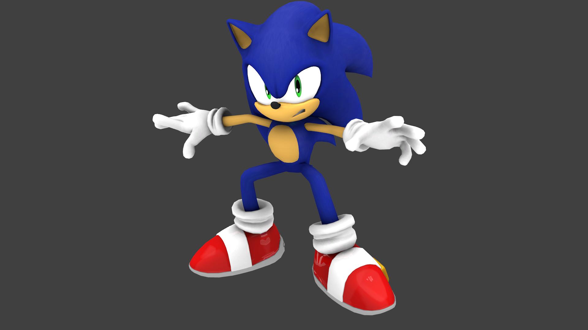 Project Shadow - Sonic X Render by Jogita6 on DeviantArt