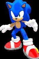 Sonic the Hedgehog by Jogita6