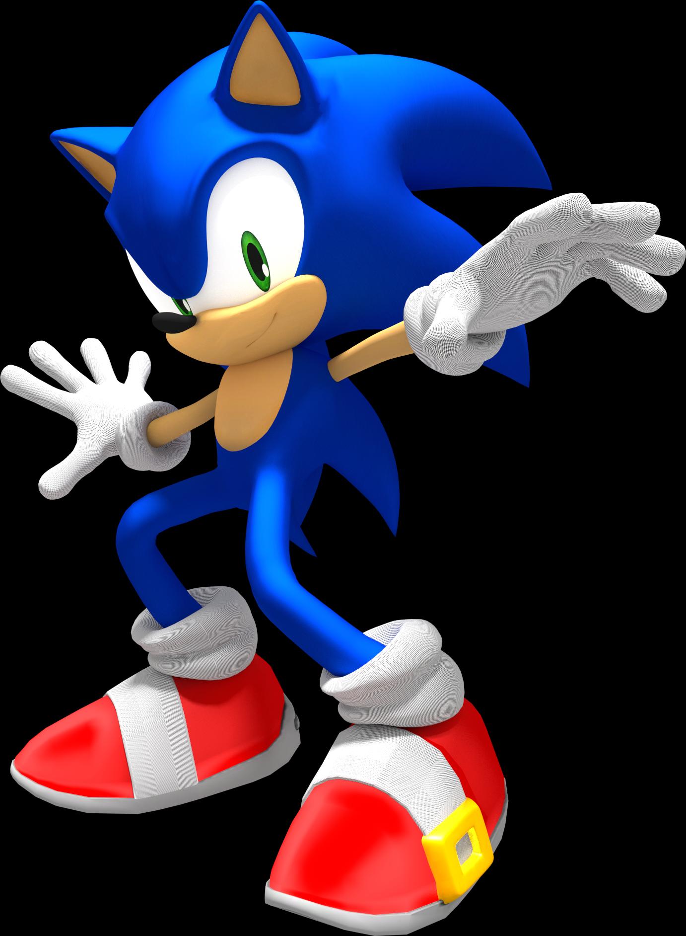 Sonic the Hedgehog [REUPLOAD] by Jogita6 on DeviantArt