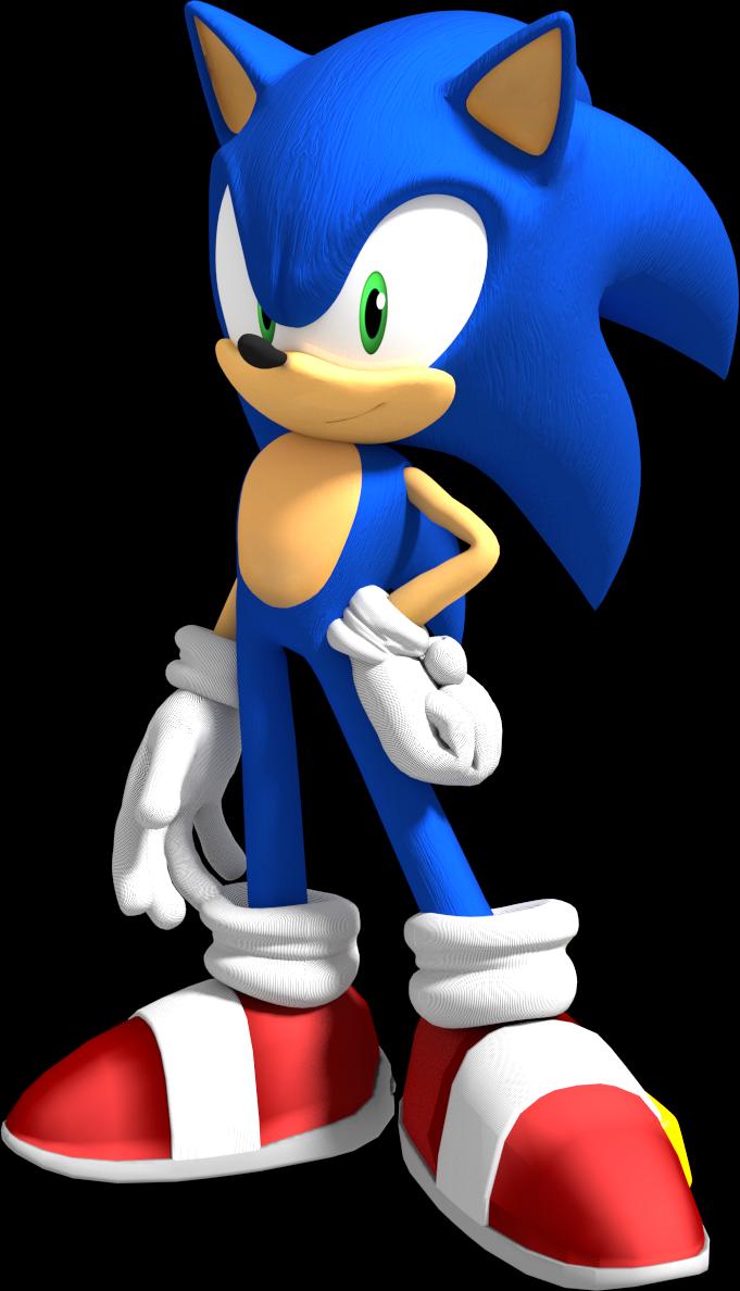 Sonic the Hedgehog by Jogita6 on DeviantArt
