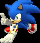 Sonic the Hedgehog (Josh98 Pose)