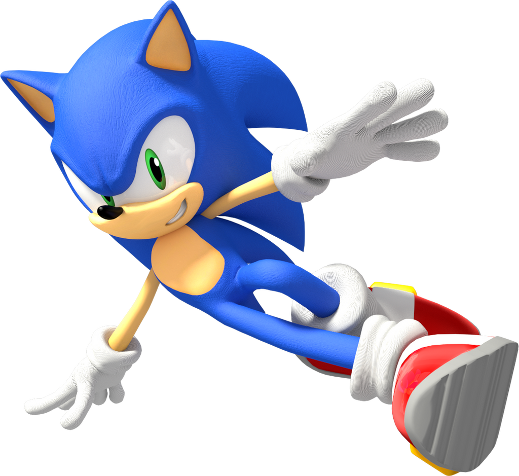 Sonic The Hedgehog (Unleashed) By Jogita6 On DeviantArt