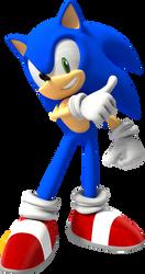 Sonic the Hedgehog (SSBB) (HD) by Jogita6