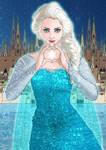 Elsa Frozen Heart