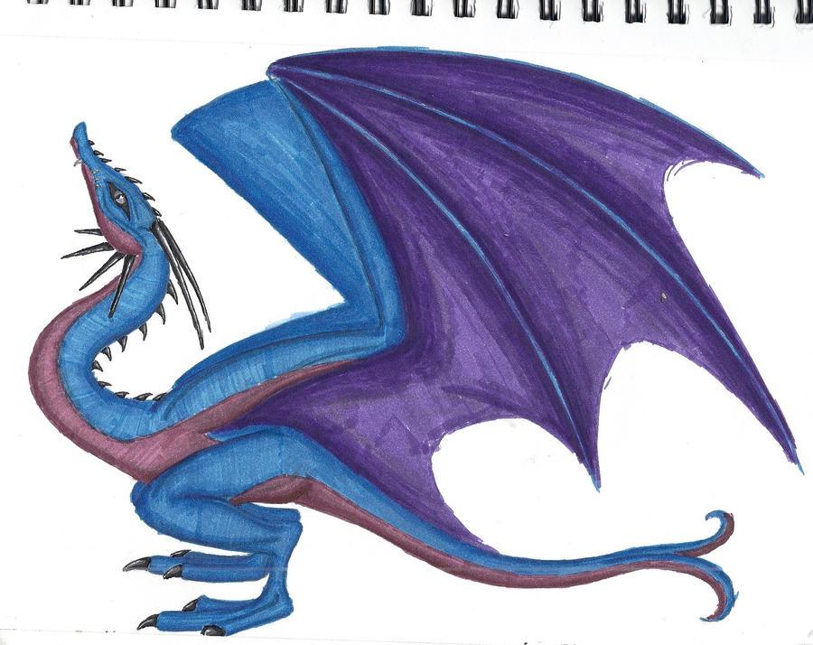Dragon22222 by tru-wulf