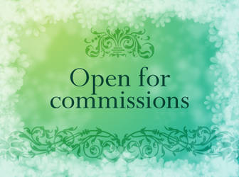 commissions are now open by C4mi