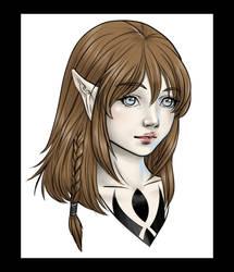Commission - dark-magician