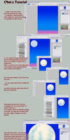 Night background tutorial by C4mi