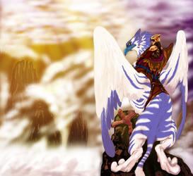 Griffon Rider 2004 by C4mi