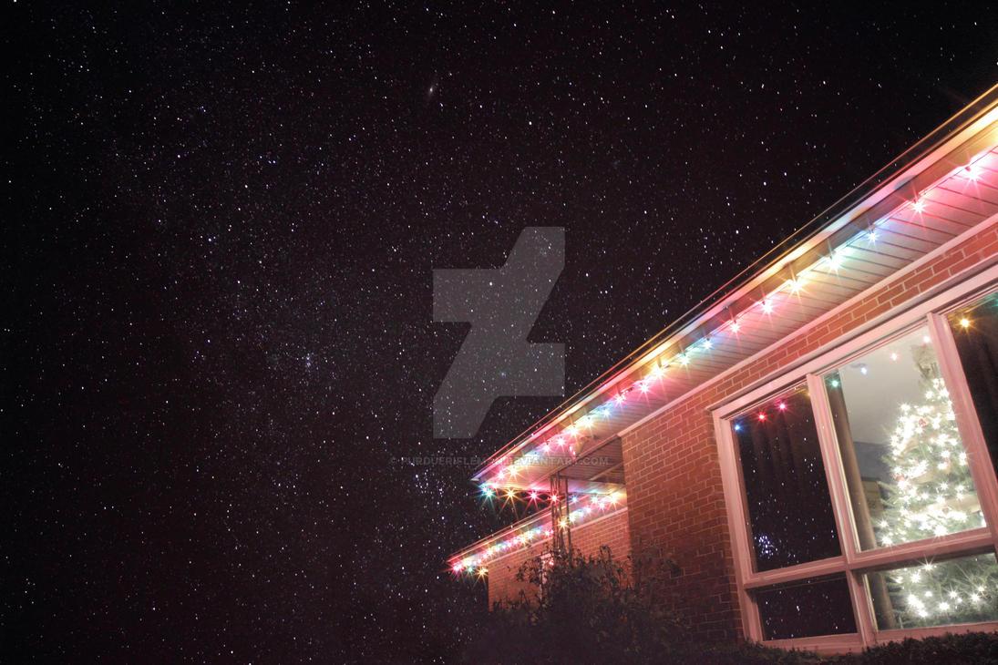 StarStaX HouseClose2-M45-M32-PerseusCluster lighte by PurdueRifleman