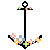 Request: *Achor with Flowers* free use by iPixelART
