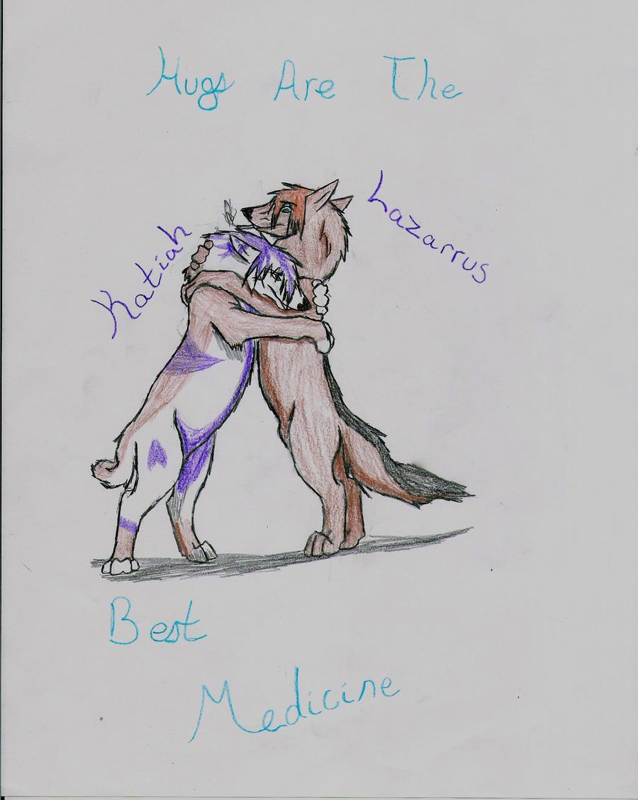 Hugsaremedicine by KLSenko