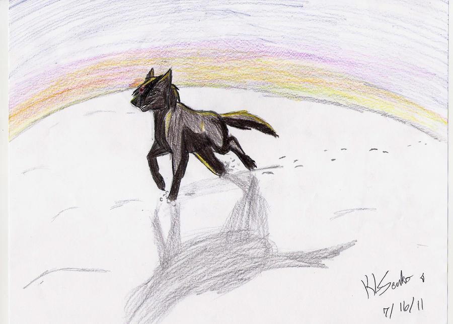 gift art for cloudstar225 by KLSenko