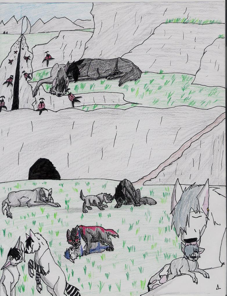 Last Spirits Chapter1pg1 by KLSenko