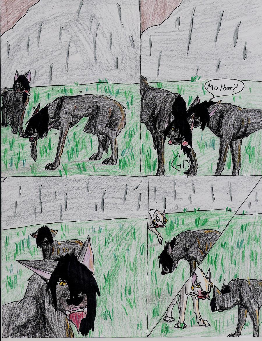 Last Spirits Chap 1 page 3 by KLSenko