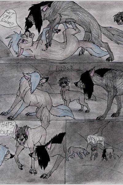 Last Spirits chapter 1 page 10 by KLSenko