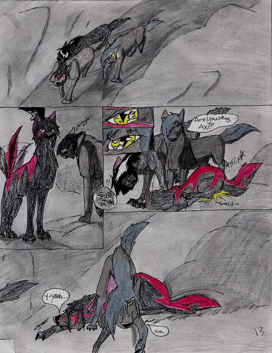 Last Spirits Chapter 1 Page 13 by KLSenko