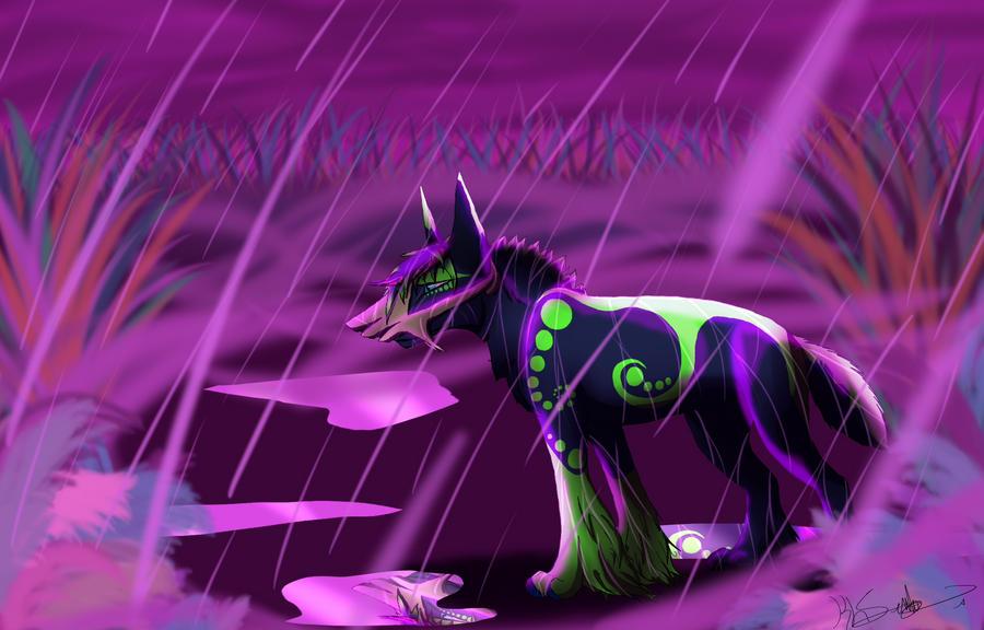Purple Rain by KLSenko