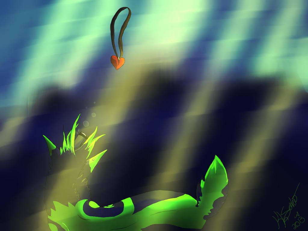 Why do I drown? by KLSenko