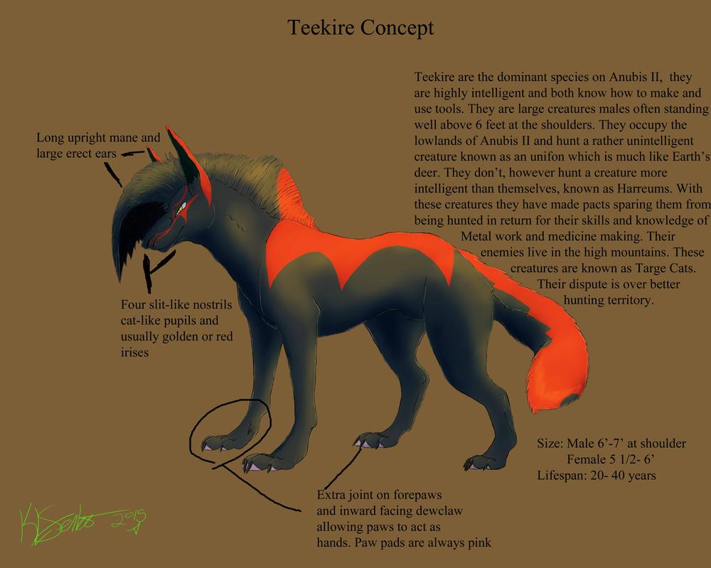 Teekire Concept Finished by KLSenko