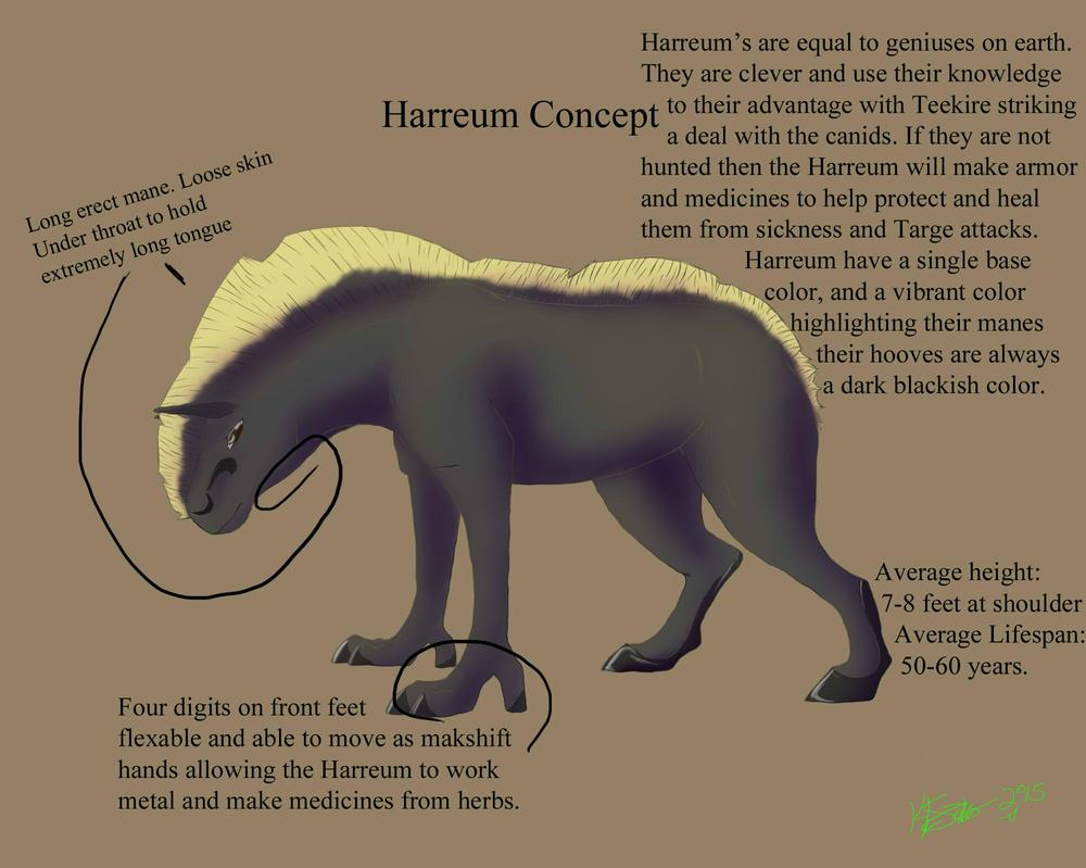 Harreum Concept finished by KLSenko