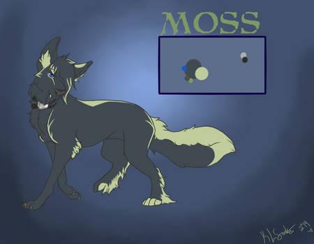Stream result  New OC Moss