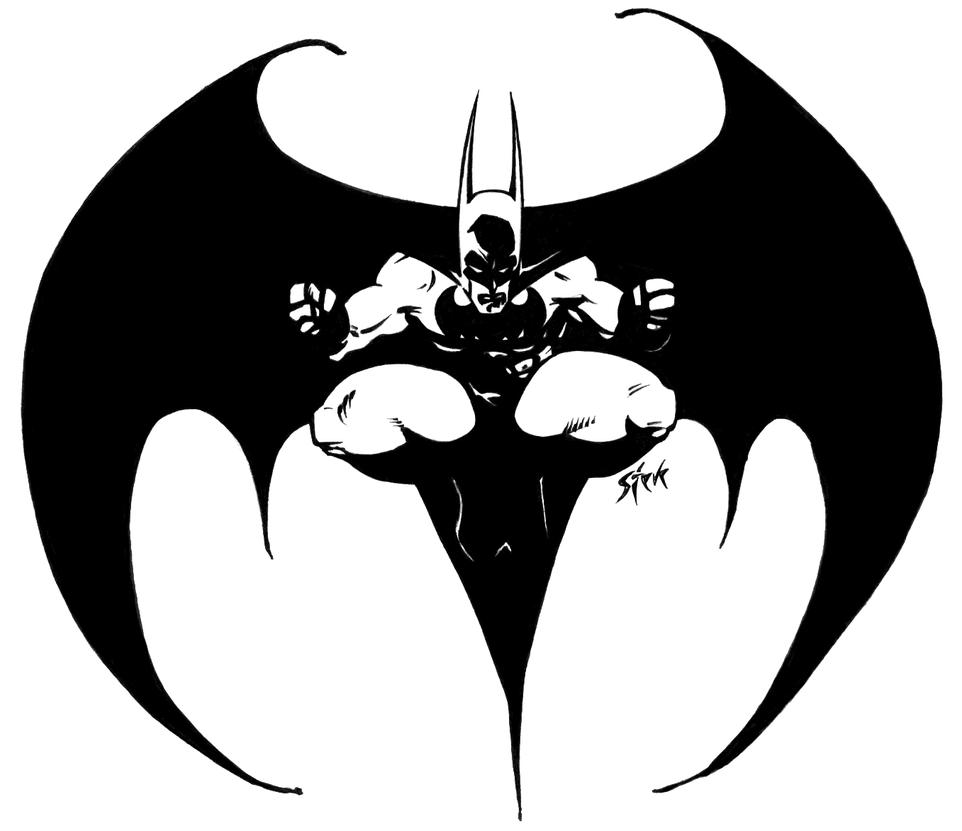 Batman tattoo design by lordkai on deviantart for Batman logo tattoo