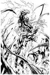 High Res Magneto Pencils By Rogercruz Inks By me