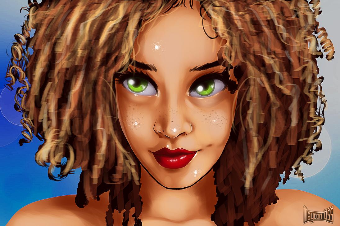 Jeni Art by MayconDSS