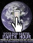 earth hour 2010 by bigbang-wondering