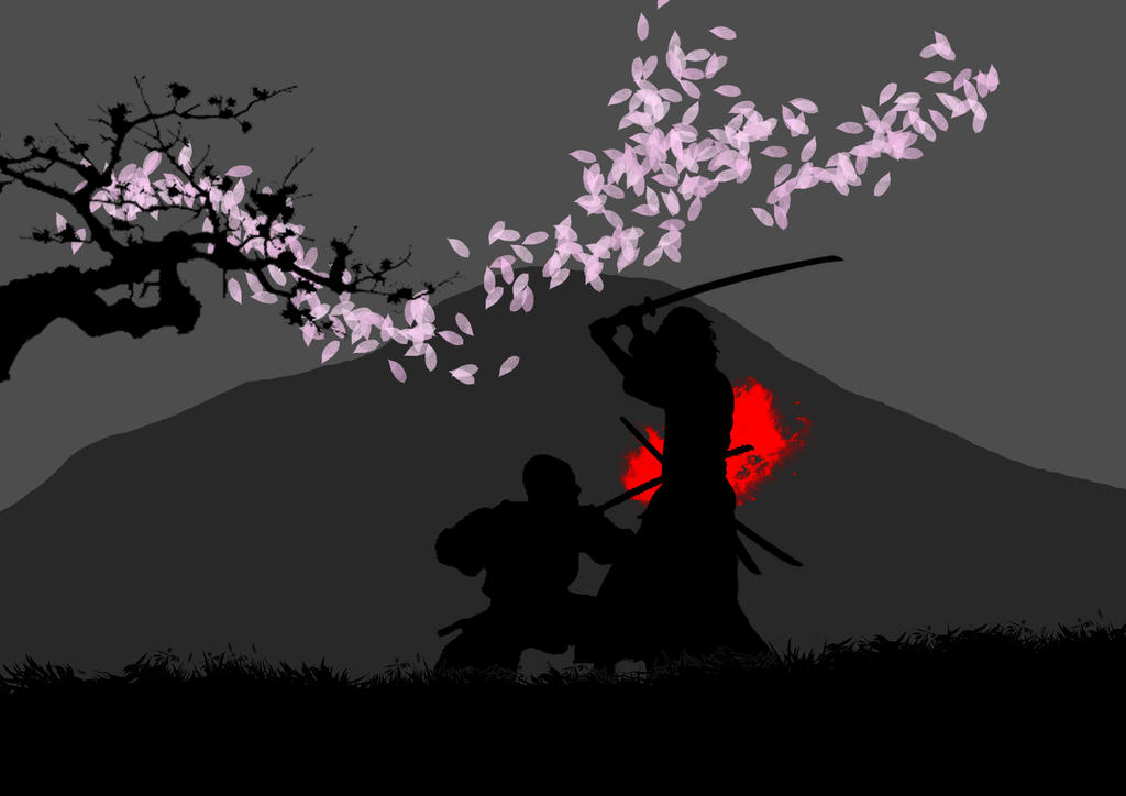 Samurais wallpaper by kalmaster