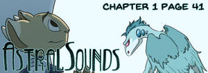 AstralSounds Page 41 (Preview) by The-Snowlion