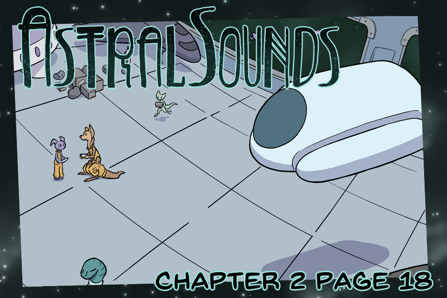 AstralSounds Chapter 2 Page 18 (Preview) by The-Snowlion