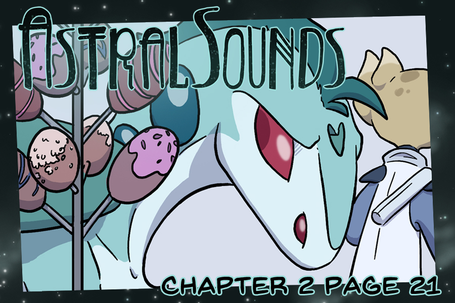 AstralSounds Chapter 2 Page 21 (Preview) by The-Snowlion