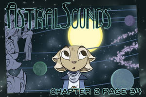 AstralSounds Chapter 2 Page 34 (Preview) by The-Snowlion