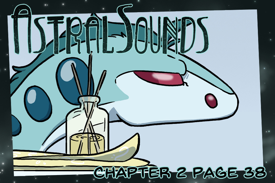 AstralSounds Chapter 2 Page 38 (Preview) by The-Snowlion