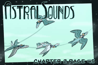 AstralSounds Chapter 2 Page 45 (Preview) by The-Snowlion