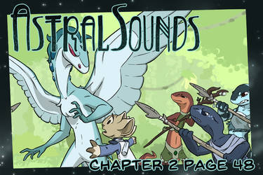 AstralSounds Chapter 2 Page 48 (Preview) by The-Snowlion