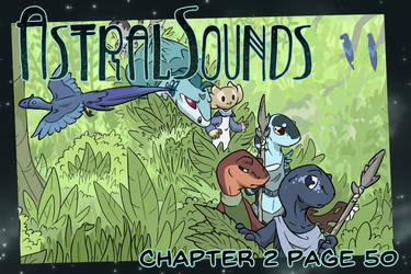 AstralSounds Chapter 2 Page 50 (Preview) by The-Snowlion