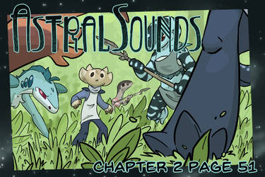 AstralSounds Chapter 2 Page 51 (Preview) by The-Snowlion