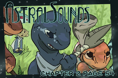 AstralSounds Chapter 2 Page 54 (Preview) by The-Snowlion