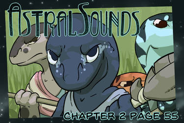 AstralSounds Chapter 2 Page 55 (Preview) by The-Snowlion